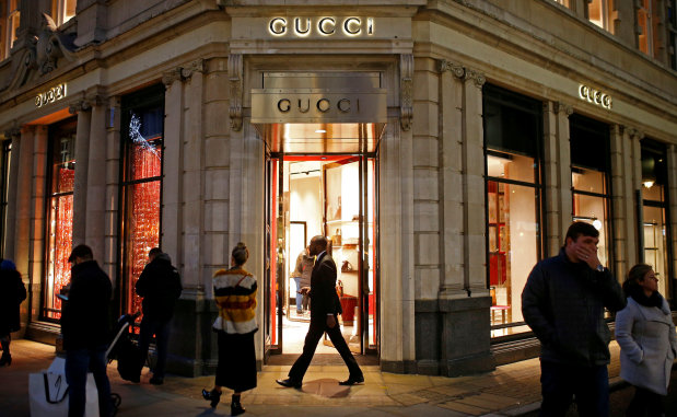 Kering's Gucci joins peers in defying China fears