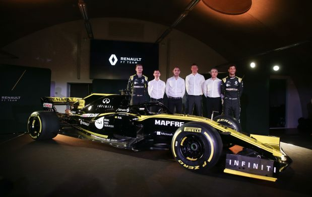 Renault launch new car