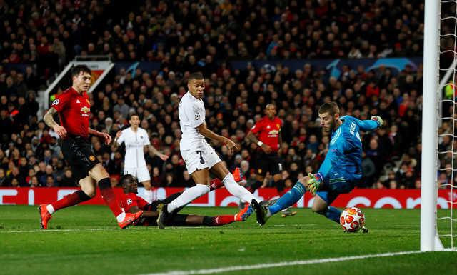 Mbappe stars as PSG hand Solskjaer's Man Utd a reality check