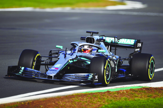 Hamilton hungry 'for more titles'
