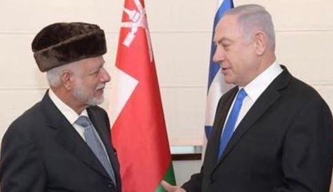 Omani minister meets Israeli Premier