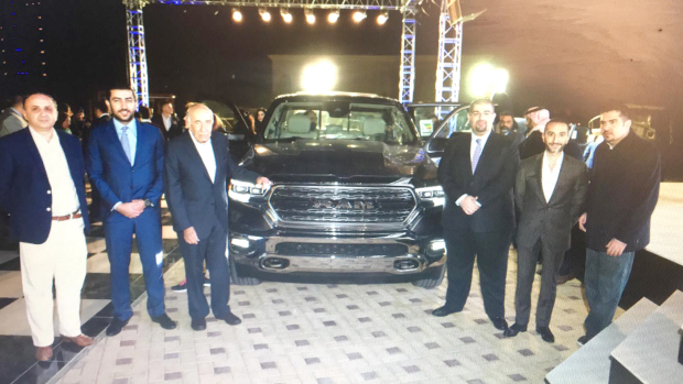 All-new RAM 1500 unveiled