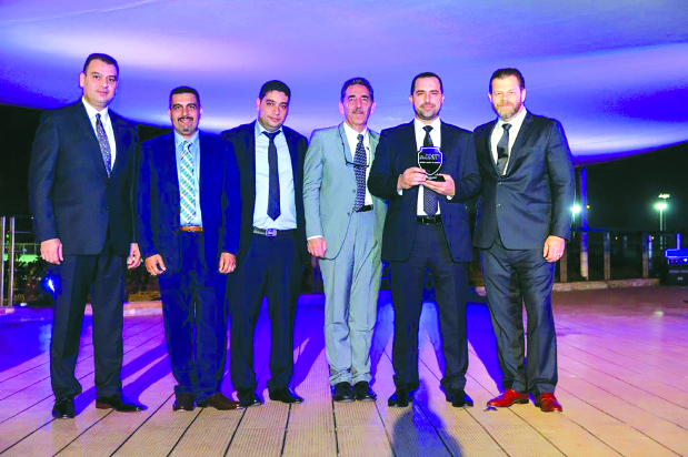 Bahraini company receives award for performance excellence