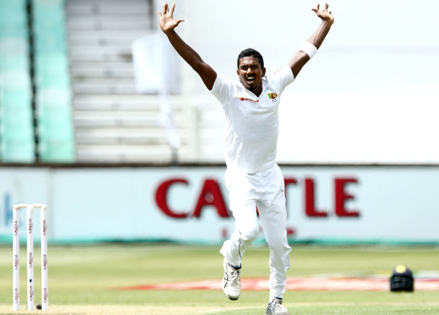 Kingsmead Test: Sri Lanka bowl out South Africa for 235 on opening day