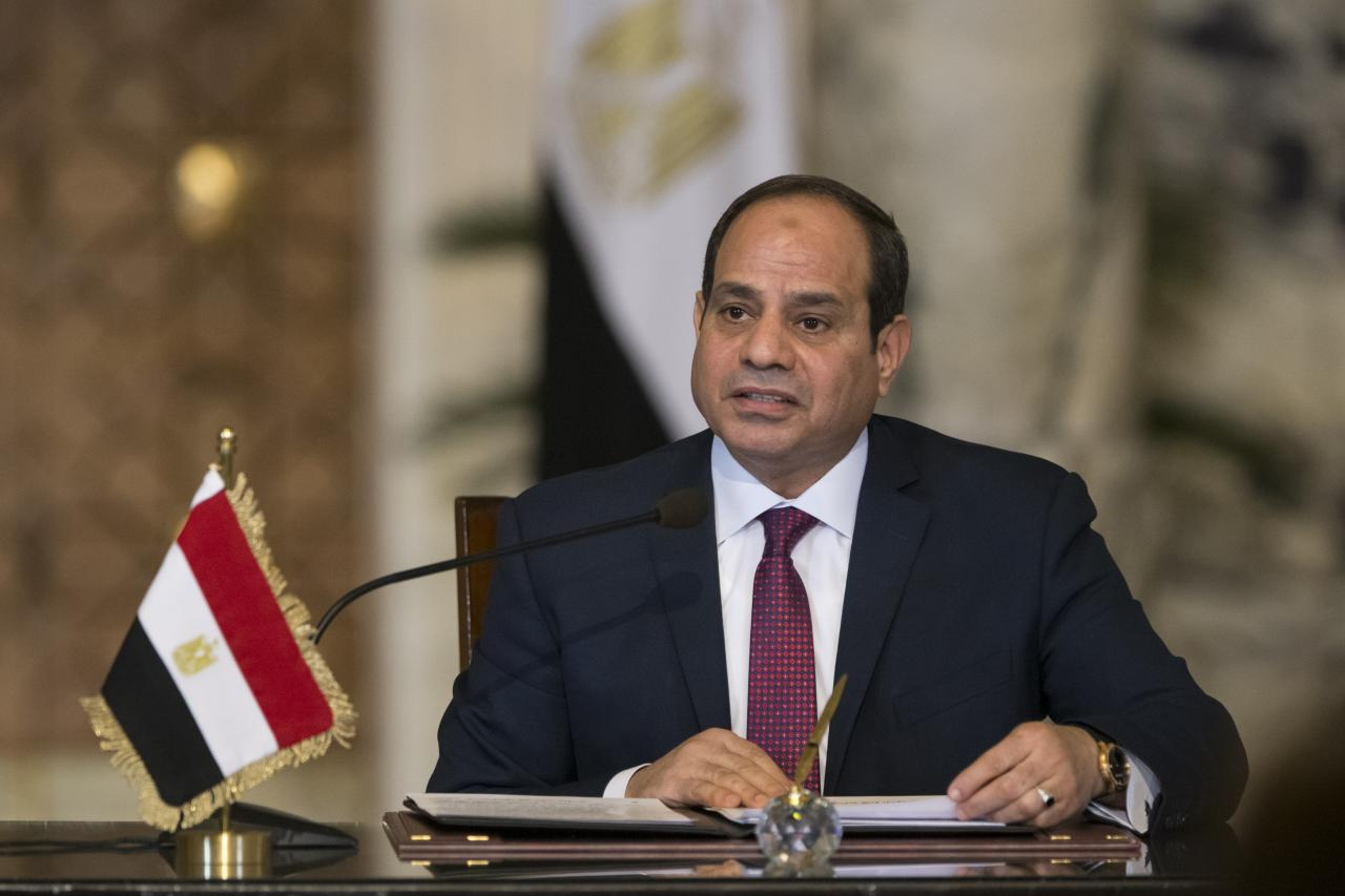 Egypt parliament overwhelmingly approves extension of president's term limits