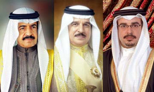 Leaders hailed on charter anniversary