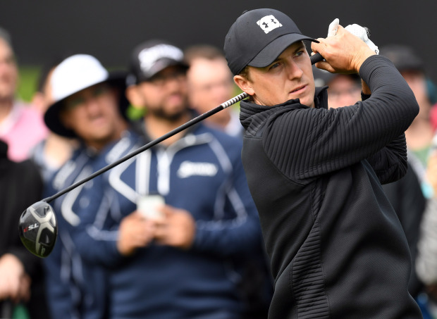 Spieth and Kang top leaderboard