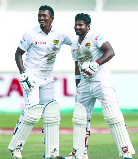 Perera takes Sri Lanka to sensational win over South Africa