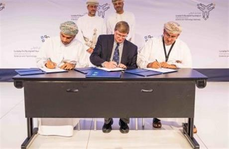 Oman Aviation Group inks deal with World Ocean Council