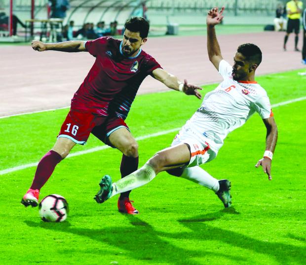 Al Shabab hit four goals past Al Hala