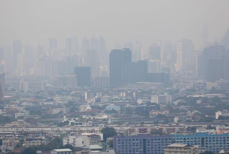 Oman embassy issues alert on Bangkok air pollution