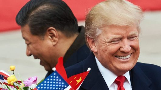 China-US trade talks 'making a final sprint'