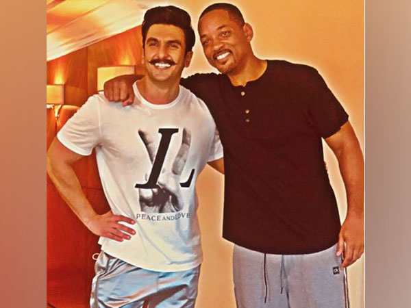 'Gully Boy': Will Smith praises Ranveer for his performance