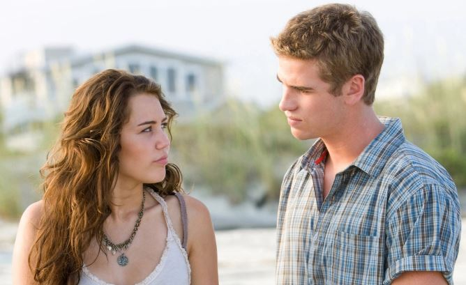 Liam Hemsworth says he almost wasn't cast in 'The Last Song' opposite wife Miley Cyrus