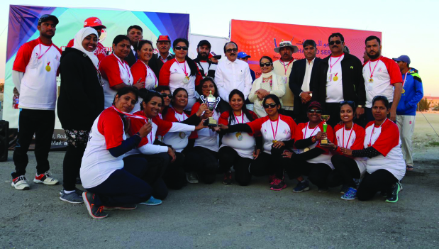 KSB women lift Sports Day cricket title