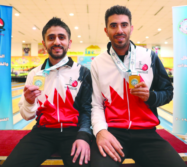 Bahrain bowlers impress in Cairo