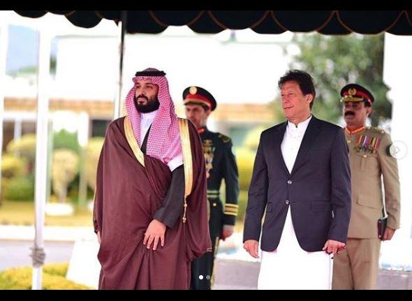 Saudi to release 2,107 Pakistani prisoners