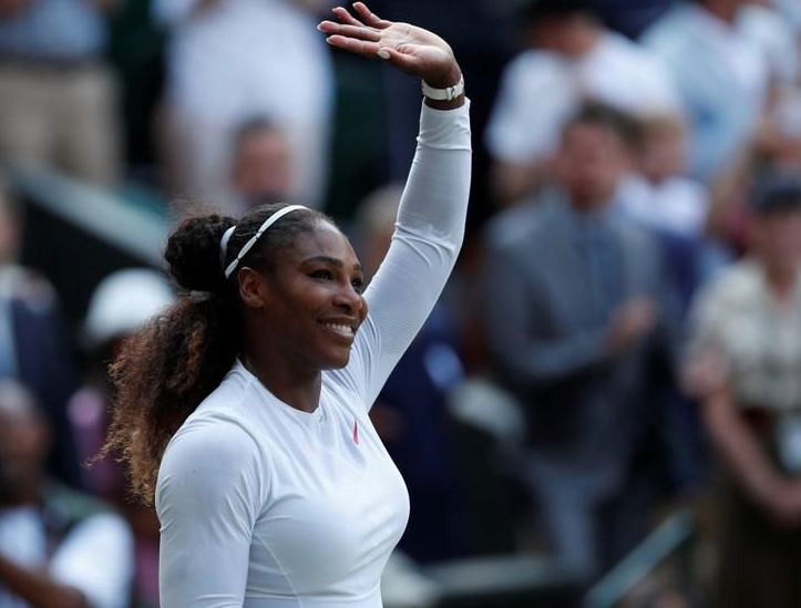 WTA rankings: Serena Williams enters top 10 after returning from maternity leave