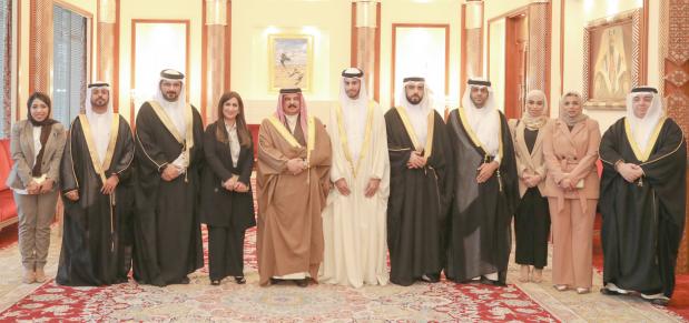 His Majesty hails Press' vital role