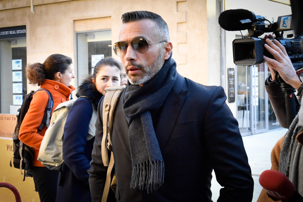 'Air Cocaine' smuggling trial starts in France