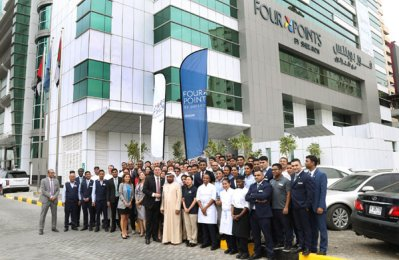 Four Points by Sheraton debuts in Sharjah