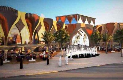 Al Raid lays foundation stone for $290m Oman walkway