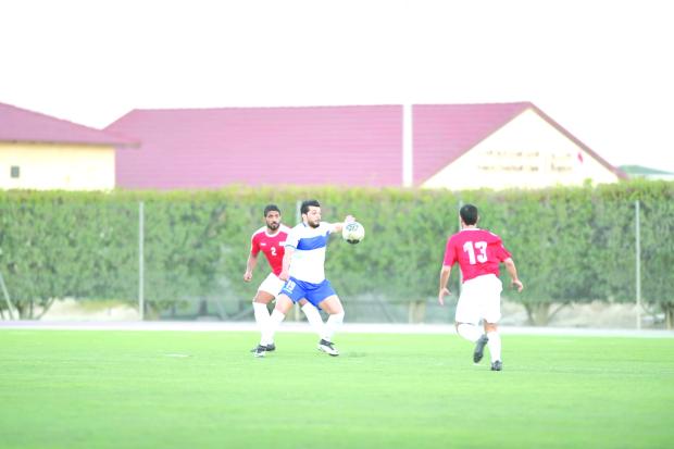 Al Barri stars in Alba's win