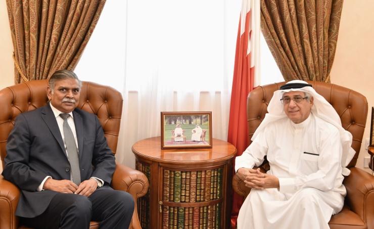 Bahrain-India ties praised