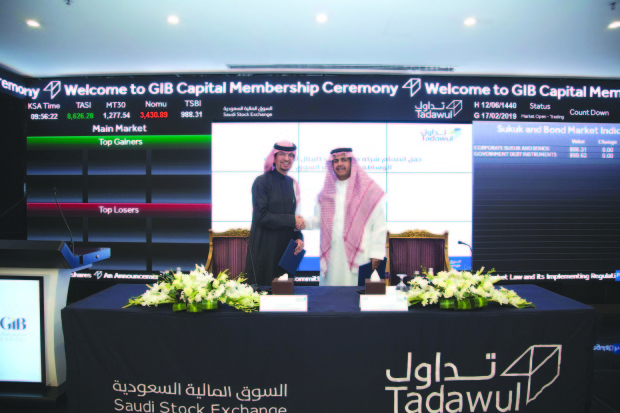 GIB Capital joins Tadawul as market member