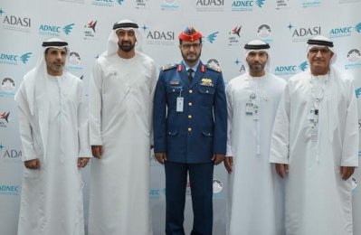 Adnec signs agreement with ADASI for two major events