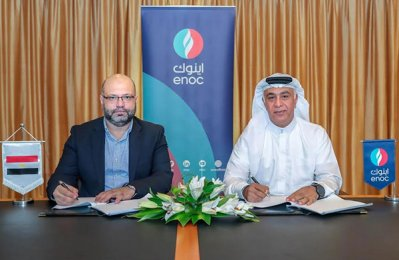 Enoc, Proserv Egypt sign lubricants joint venture