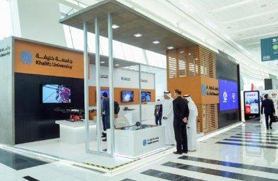 Khalifa University showcases robotics, drone technologies