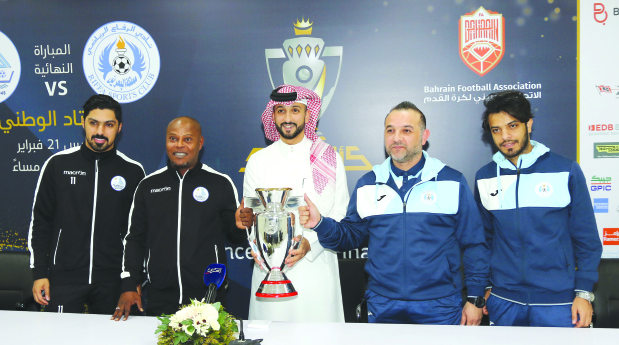 King Cup final: Riffa and Hidd raring to go