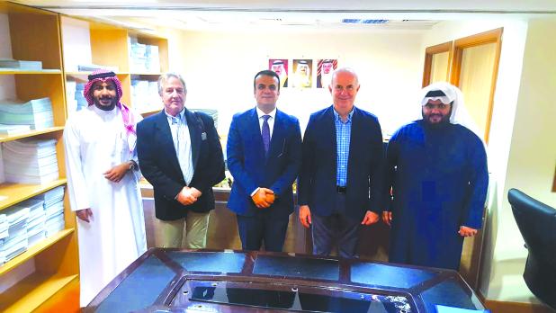 Seef Terraces begins awarding title deeds