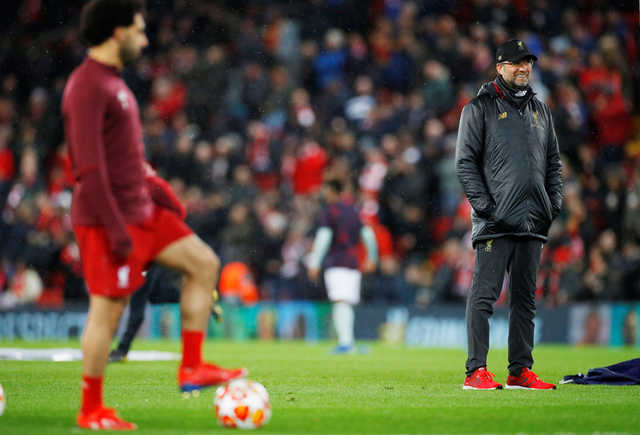 Champions League: Klopp 'not over the moon' as Bayern frustrate Liverpool