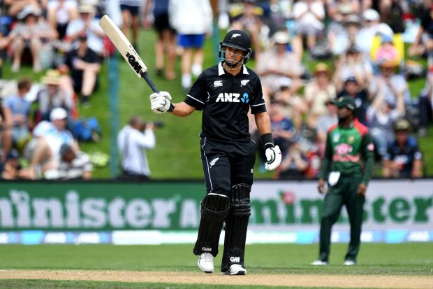 Taylor claims New Zealand ODI milestone in Bangladesh sweep