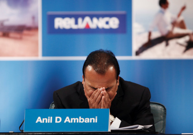 India: Supreme Court holds Anil Ambani in contempt for not paying dues of Ericsson India