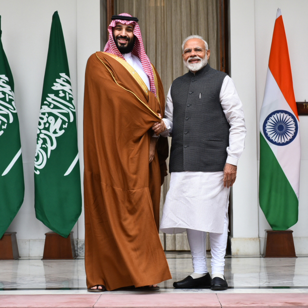 Saudi Crown Prince expects investment opportunities worth more than $100 billion in India