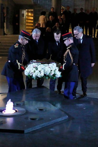 Macron to unveil measures to fight anti-Semitism