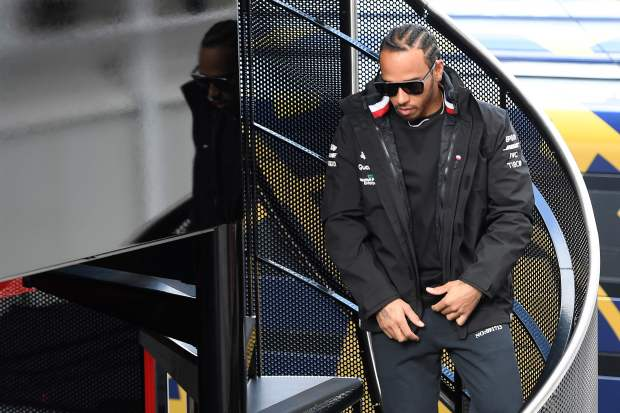 'Better than ever' Hamilton predicts 'most challenging season'