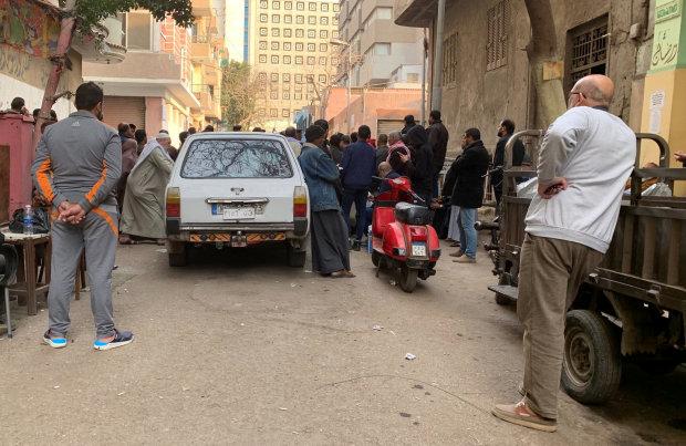 Middle East News: Egypt executes nine over public prosecutor's killing