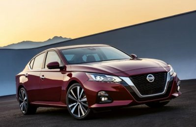 Nissan unveils new Altima in Middle East