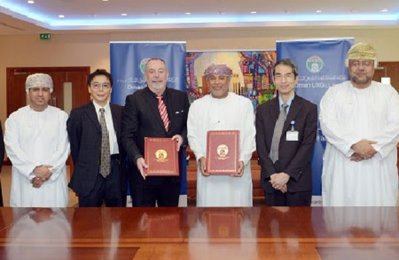Oman LNG to host IGU's gas research summit in 2020