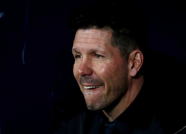 Simeone outsmarts shell-shocked Juve with triple change