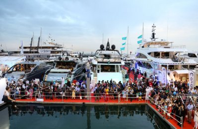 Dubai boat show begins next week