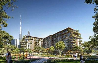 Meraas unveils new residential neighbourhood in Dubai