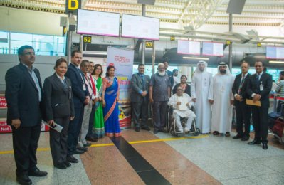 Air India Express flies direct from Sharjah to Surat