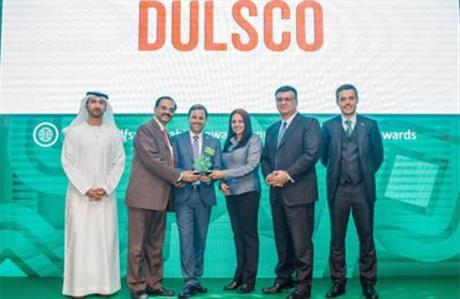 Dulsco wins top environment, sustainability awards