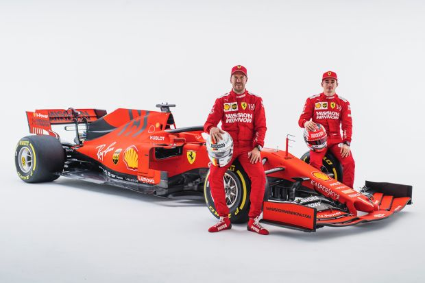 Ferrari to drop Mission Winnow branding at Australian GP