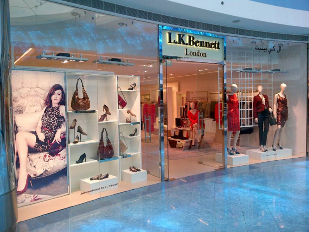 United Kingdom  womenswear chain LK Bennett falls into administration — International Business